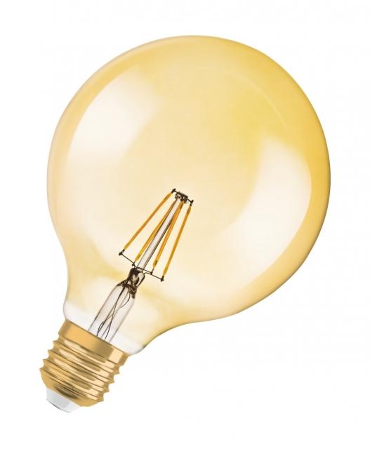 Osram Vintage 1906 LED Globe 35