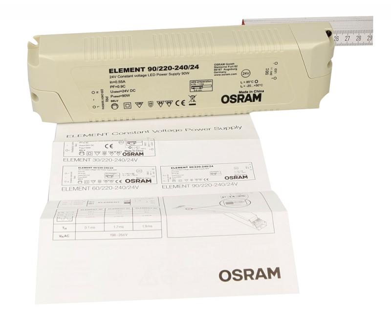 20 Stück OSRAM LED-Betriebsgerät ELEMENT 90